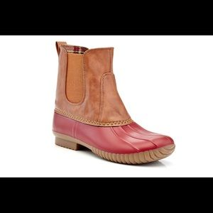 Duck boots rain boots snow boots